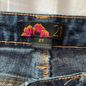 Forever 21 Jeans - Low waisted skinny jeans